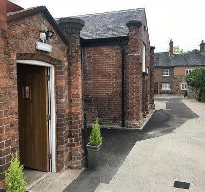 Quorn Old School Exterior