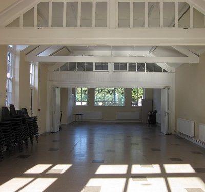 Quorn Old School Main Hall