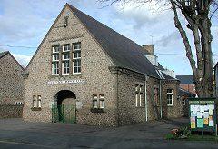 Village Hall Exterior 1