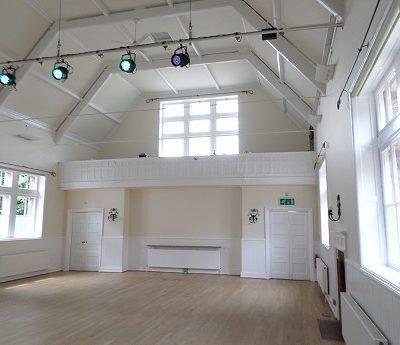 Quorn Village Hall Main Hall 1